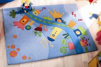 Kinderteppich haba  Haba Teppich Traumland - Spielhandlung.de